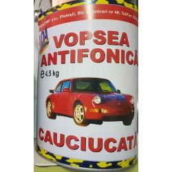 Vopsea auto Antifonica, Antifon Cauciucat 4.5 KG