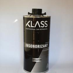 Antifon Insonorizant Auto Klass 2 Kg, Negru