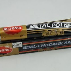 Autosol Metal Polish Crom
