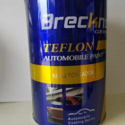 Vopsea Auto Metalizata Rosu Toreador Breckner