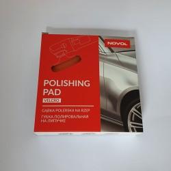 Burete Polish Auto cu scai Novol,intermediar,portocaliu
