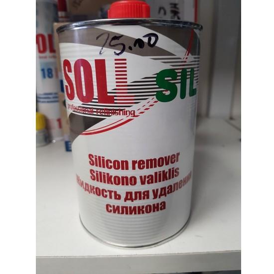 Degresant Silicon Remover Soll