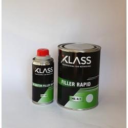 Vopsea Intermediara Filler Fuller Klass 2K-set, fuller rapid