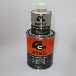 Vopsea Intermediara Filler Fuller 4CR 2K, cod 4185, GRI