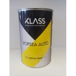 Vopsea auto, Klass, Rosu Passion, 21D