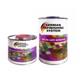 Lac Auto HS German Refinising  System 2K set