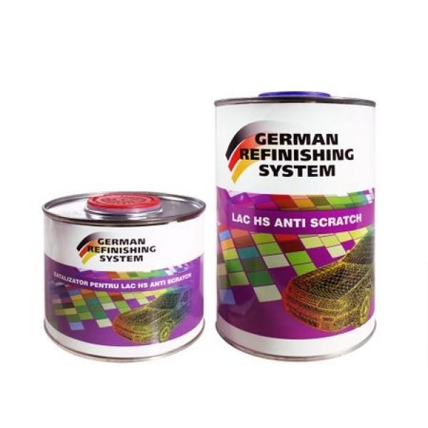 LAC HS GERMAN REFINISHING SYSTEM