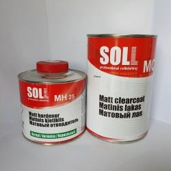 Lac Mat cu Intaritor Soll 2K set