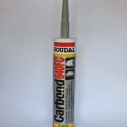Mastic auto poliuretanic,elastic,Soudal,Carbond,940FC,gri