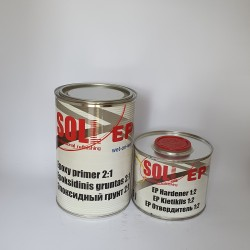 Vopsea Intermediara Epoxidica, primer epoxidic Filler Fuller Soll 2K