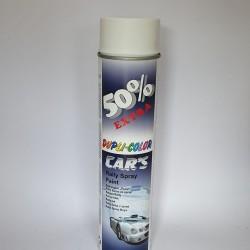 Spray Duplicolor Vopsea Auto Alb Lucios, 600ml