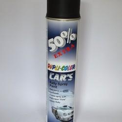 Spray Duplicolor,vopsea Auto Negru Mat,600ml