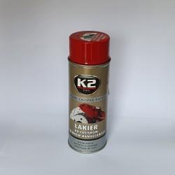Spray Etriere, Rezistent Temperatura,Rosu