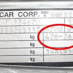 Spray Vopsea Auto Marca VALSPAR DEBEER Ppreparat la Culoarea Masinii Volvo