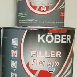 Vopsea Intermediara Filler Fuller Kober 2K