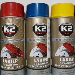 Spray Etrier Rosu, Albastru, Galben K2