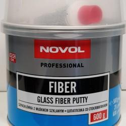 Chit Poliesteric cu Fibra de Sticla Novol Fiber 600 gr