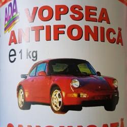 Vopsea auto Antifonica, Antifon Cauciucat  1 KG