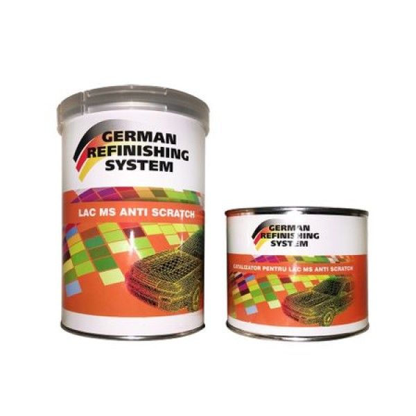 LAC MS GERMAN REFINISHING SYSTEM